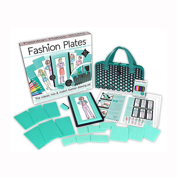 Fashion Plates Mega Set