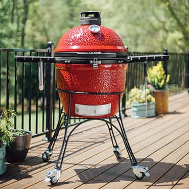 Kamado Joe Ceramic Grill - Classic II Joe