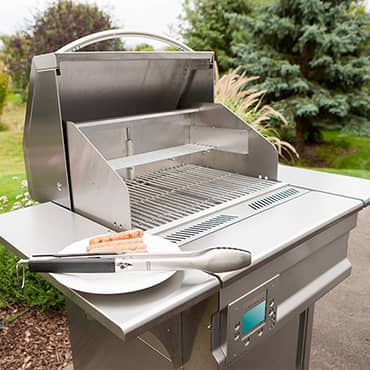 Memphis Advantage Plus Wood-Fired Grill