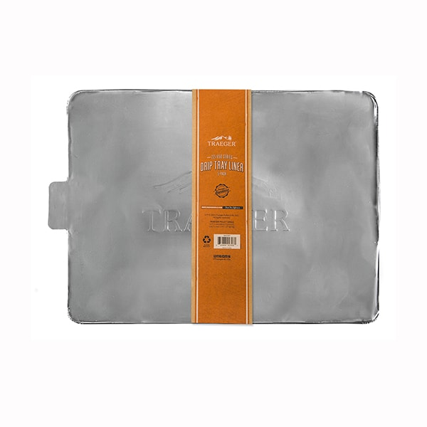 Traeger Drip Tray Liners for 22/850 Grills - Pack of 5