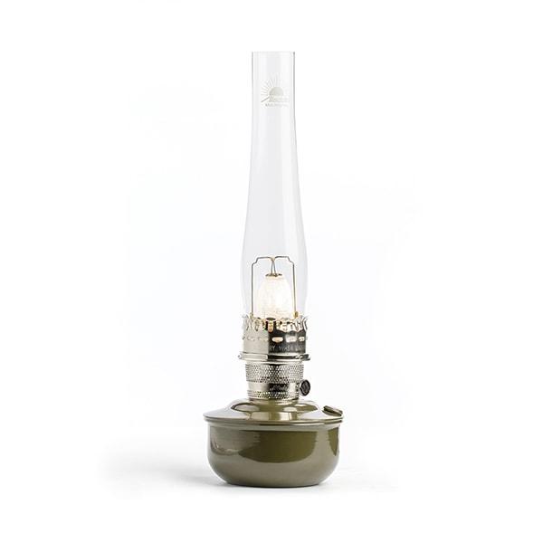 Aladdin Hunter's Hideaway Shelf Oil Lamp