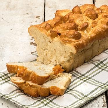 Fresh Peach Bread