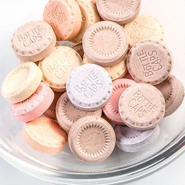 Bottlecaps Candy - 5 Rolls