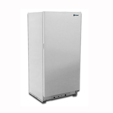 Diamond (18 cu ft) LP Gas Upright Freezer