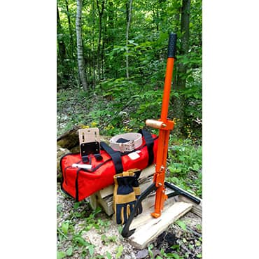 LogOX Woodsmen Package