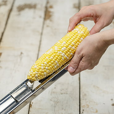Stainless Steel Corn Cutter and Creamer
