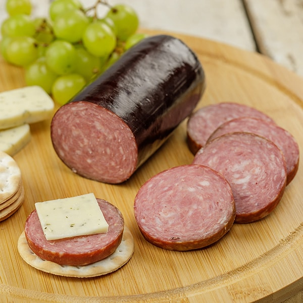 Summer Sausage from Amish Country