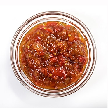 Red Sweet Pepper Relish - 32 oz