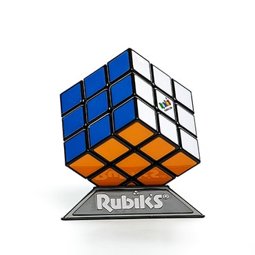Rubik's Cube with Stand