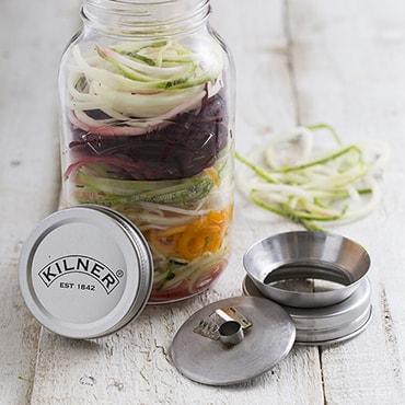 Kilner Spiralizer Jar Set