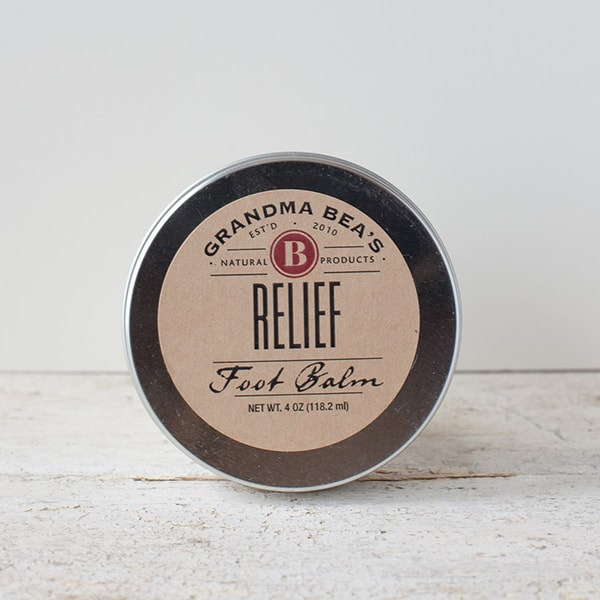 Relief Foot Balm