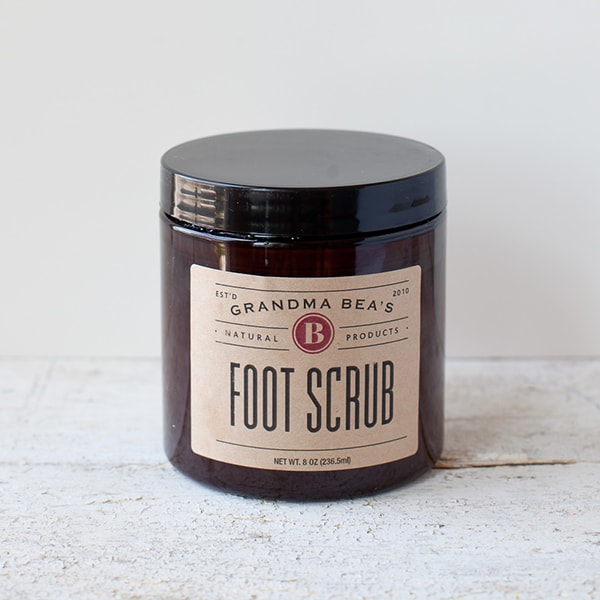 Relief Foot Scrub