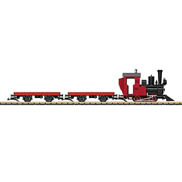 Building Block Train Starter Set