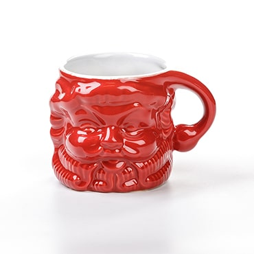 Mini Santa Face Mug