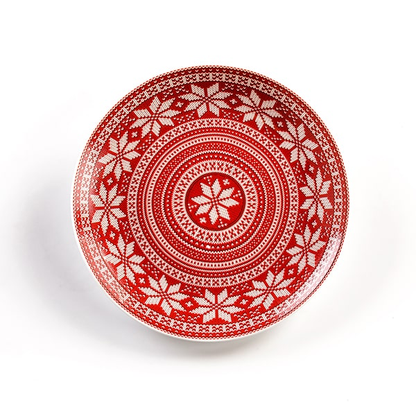 Nordic Dessert Plate