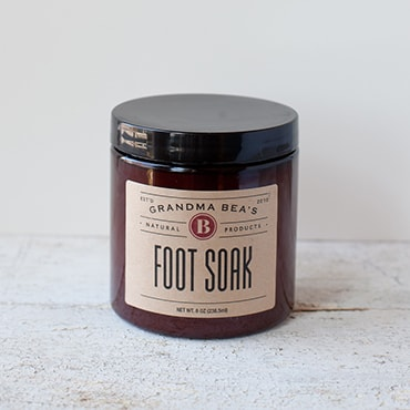 Relief Foot Soak