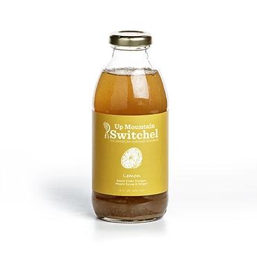 Lemon Switchel 16 oz