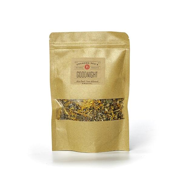 Grandma Bea's Herbal Tea Blends
