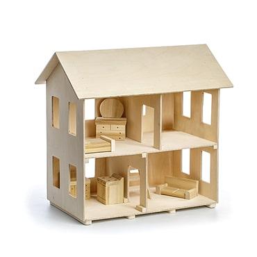 Eli & Mattie Dollhouse with Furniture