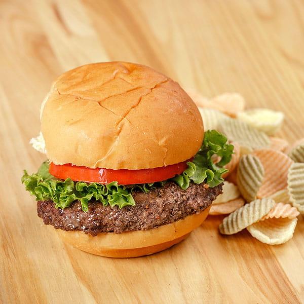 Gourmet Angus Burgers – Pack of 8