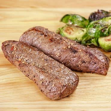 Angus Sirloin Cap Steaks – Pack of 6