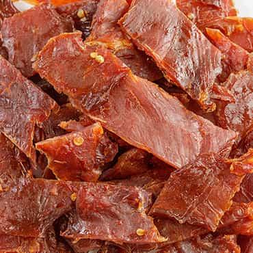 Streb's Pork Jerky
