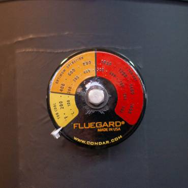 Condar FlueGard Thermometer
