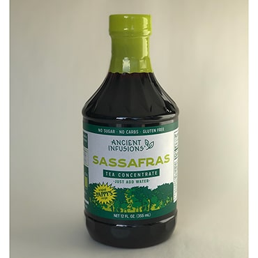 Ancient Infusions Sassafras Tea Concentrate