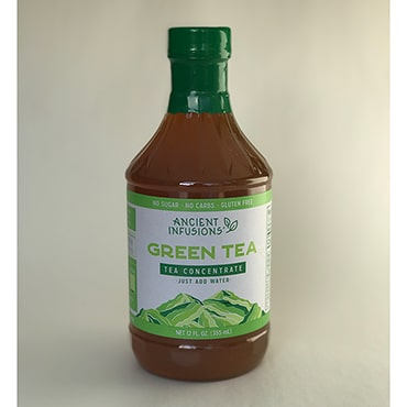 Ancient Infusions Green Tea Concentrate