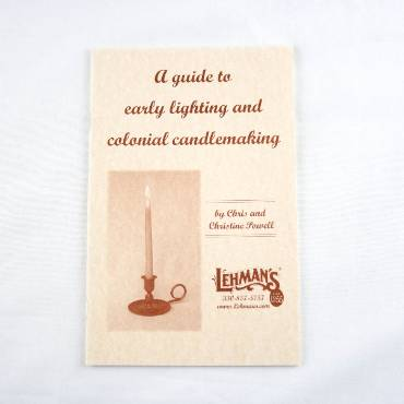 Guide to Early Lighting and Colonial Candlemaking