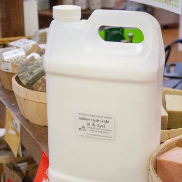 Sodium Hydroxide for Soapmaking