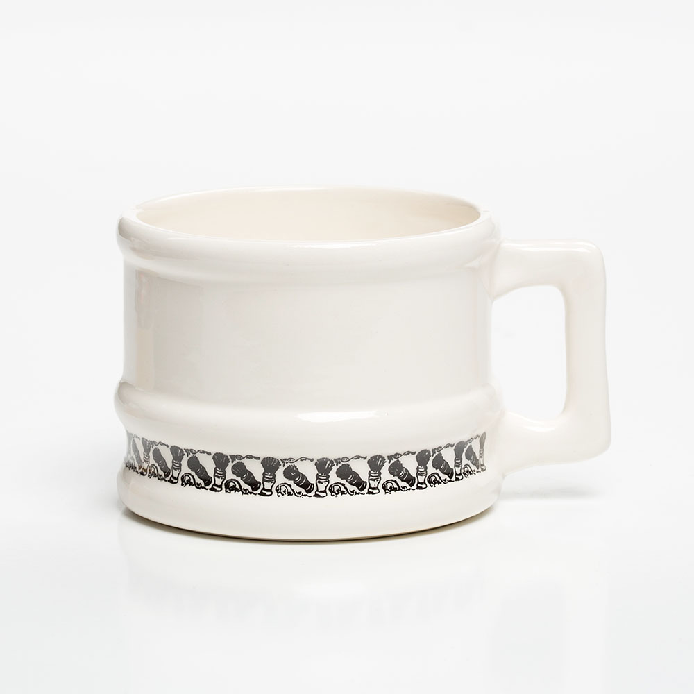 Extra Large Shaving Mug