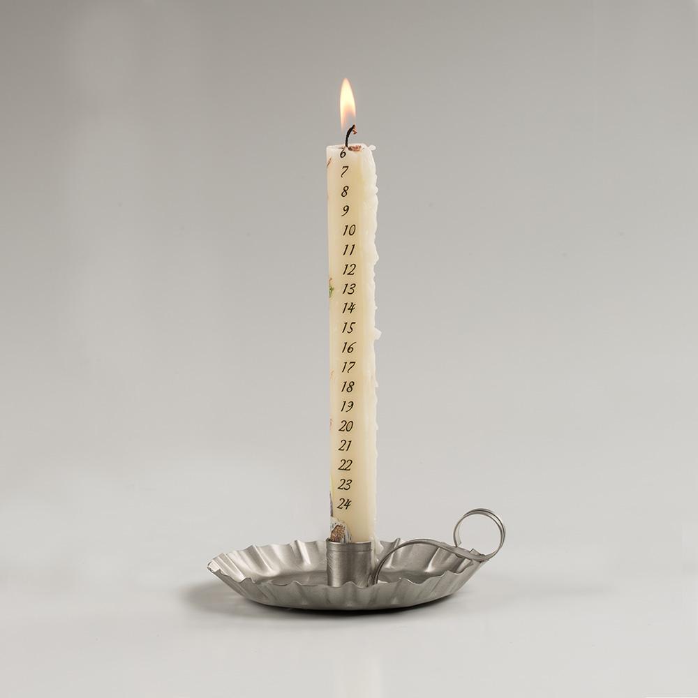 Countdown-to-Christmas Candle