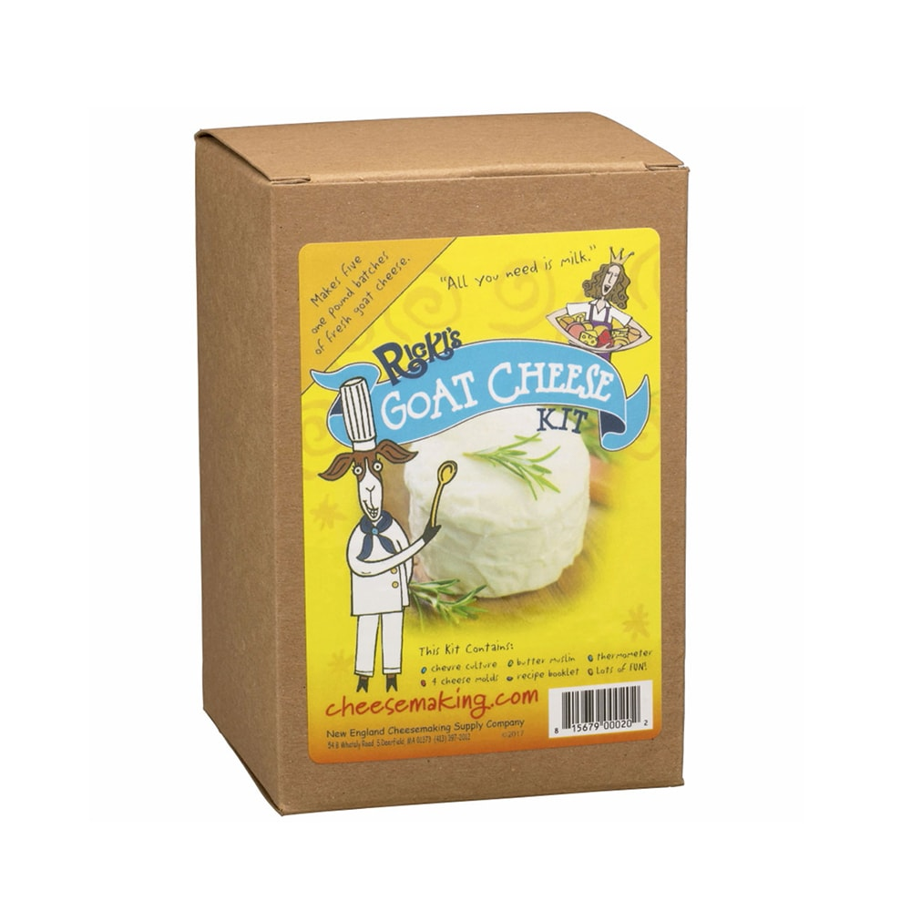 Goat Cheese-Making Kit - $24.95 - SHOP NOW