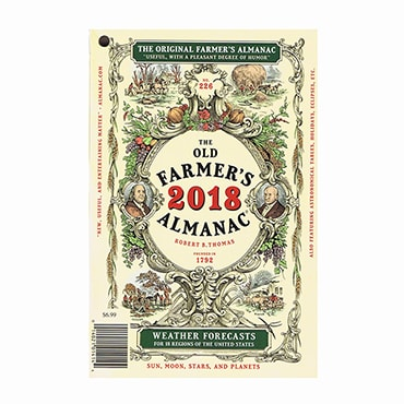The Old Farmer's 2018 Almanac