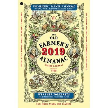 The Old Farmer's 2019 Almanac