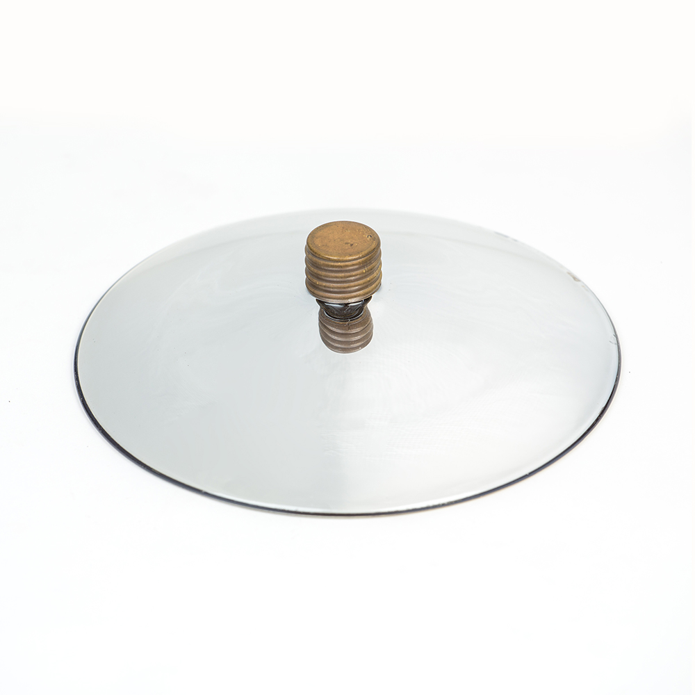 Mercury Reflector With Locking Nut For Oil Lamps Wall