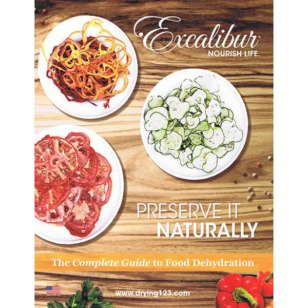 Preserve It Naturally Book