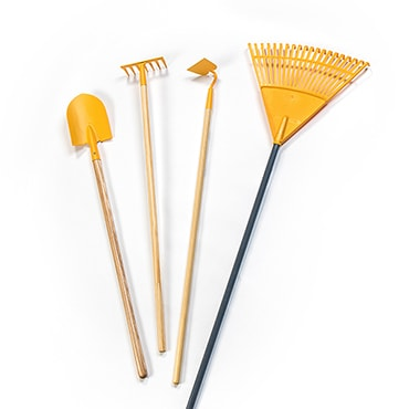 Real Gardening Tools for Children