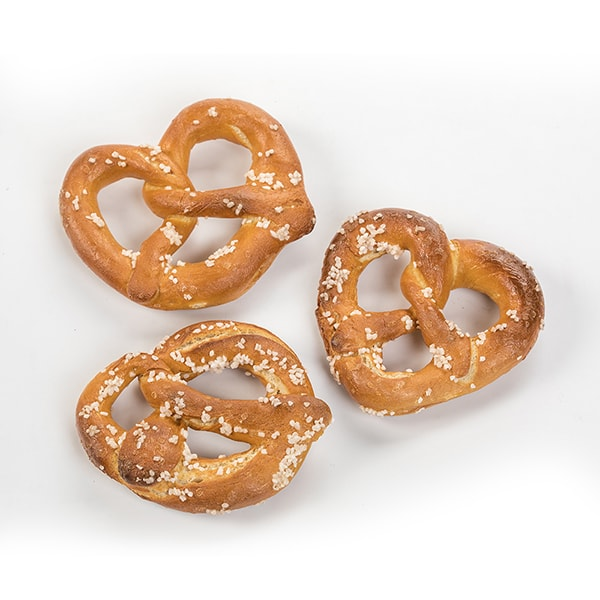 Old-Fashioned Handmade Pretzels