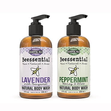 Beessential Natural Body Wash