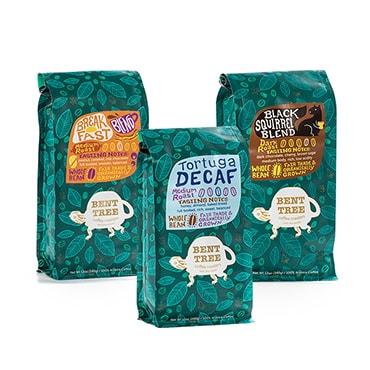Locally-Roasted Whole Bean Coffee