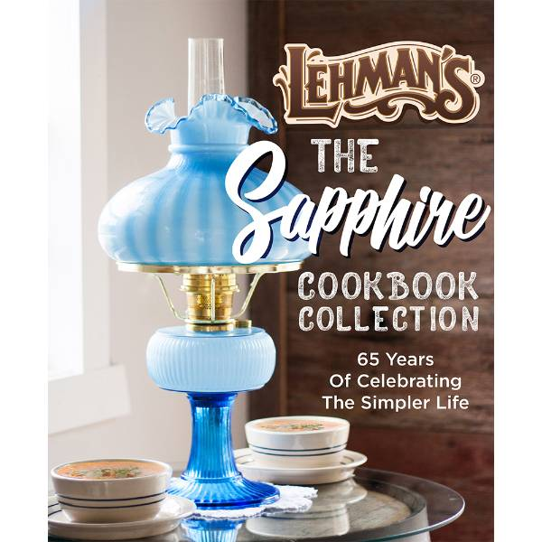 Lehman's Sapphire Cookbook Collection