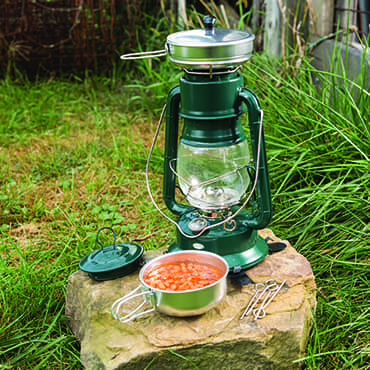 Dietz Oil Lantern Cooker - Green
