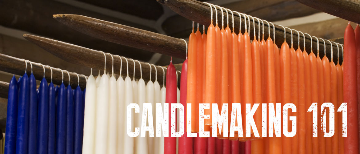 Candlemaking 101