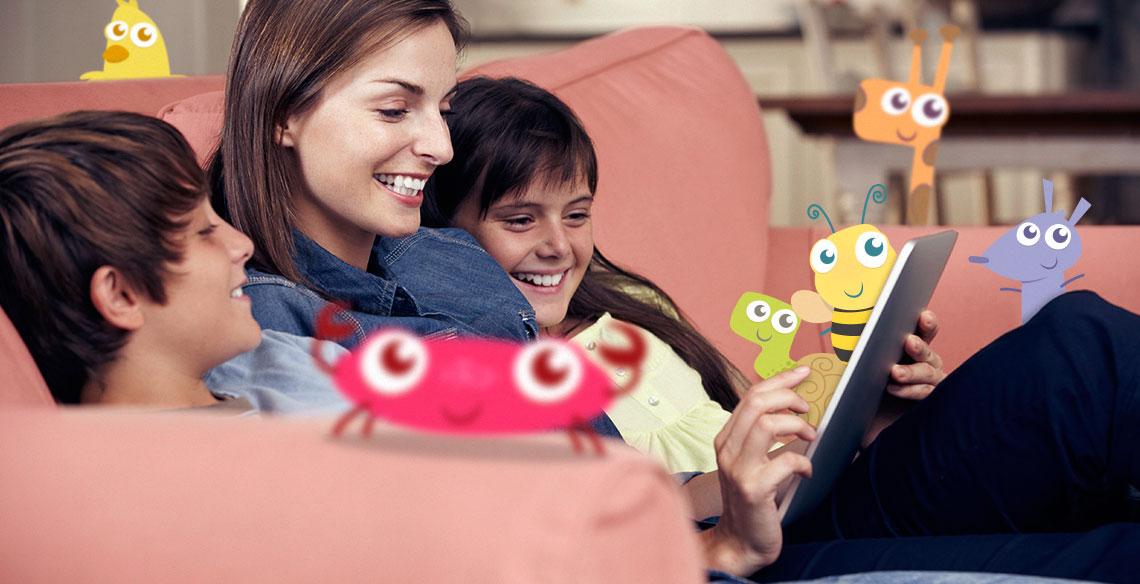 Alfabetização Ambiente familiar