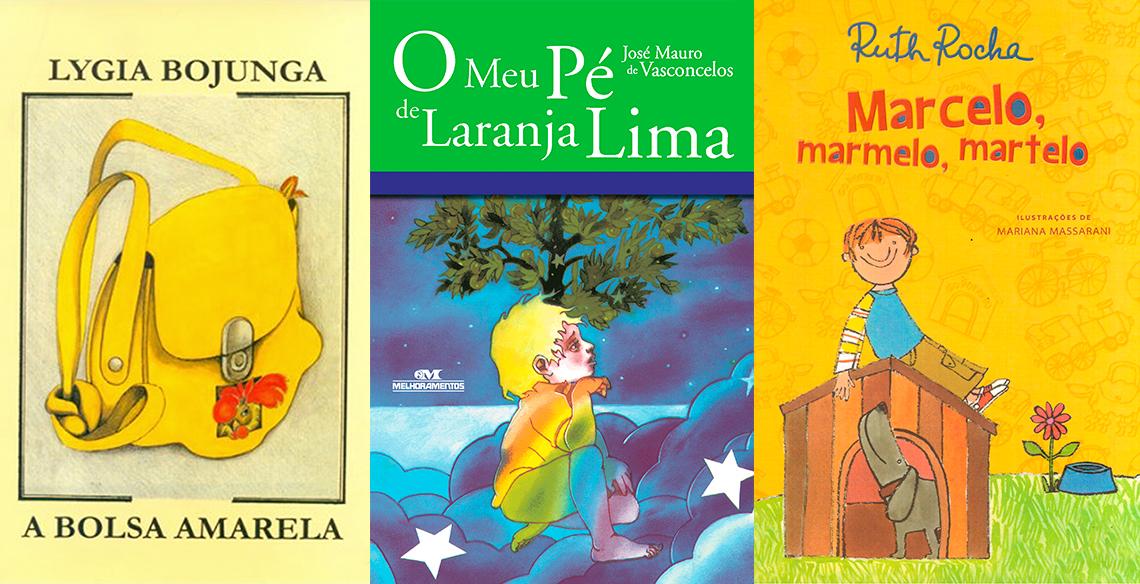 classicos da literatura infantil brasileira
