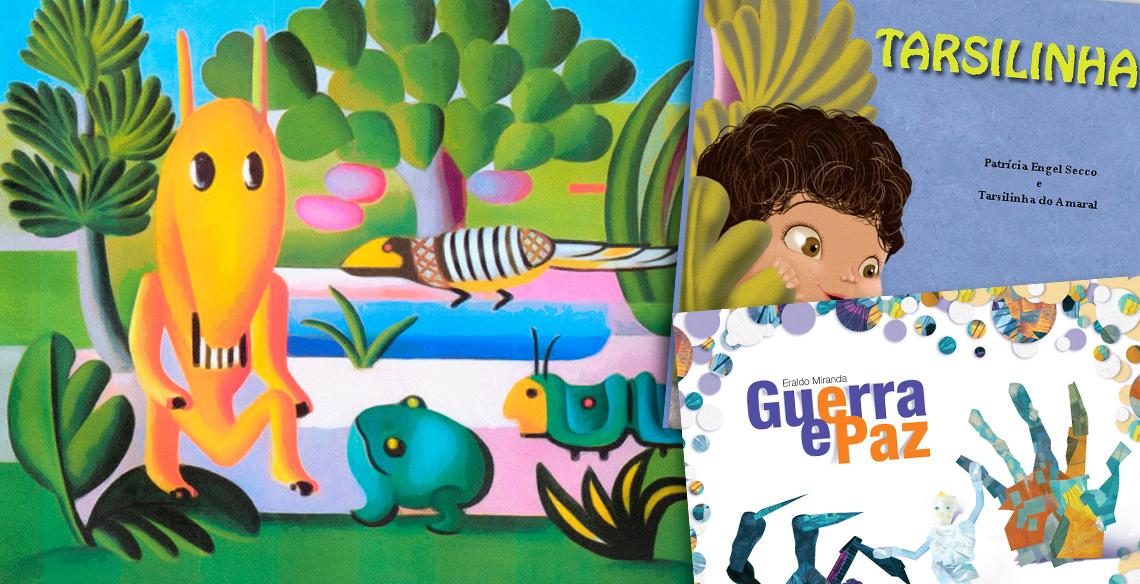 artes plasticas na literatura infantil