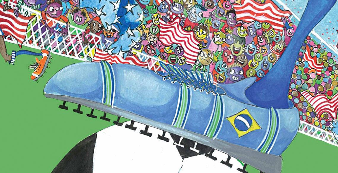 Livros sobre futebol para ler com os pequenos  586105be228bf