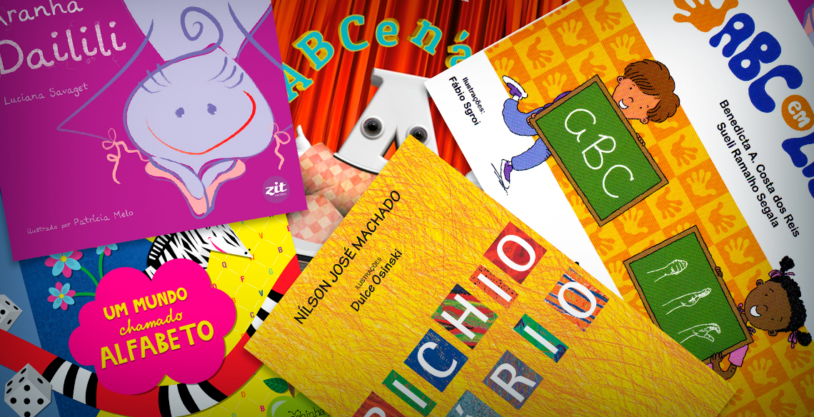 livros para alfabetização infantil